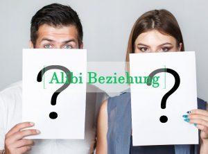 Alibi Beziehung