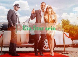 Ein Star werden